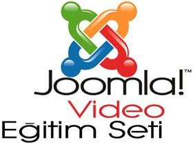 Joomla Videolu Görsel Eğitim Seti Türkçe