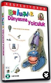 Buluşlar Dünyasına Yolculuk Eğitim CD