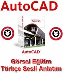 Autocad Türkçe Eğitim Seti
