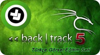 Backtrack 5 Türkçe Görsel Eğitim Seti