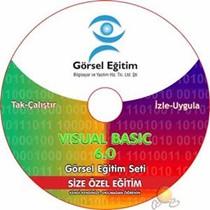 Visual Basic 6.0 Eğitim Seti Türkçe 5 CD