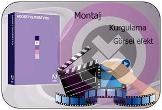 Adobe Premiere Video Eğitim Seti