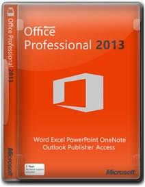 Microsoft Office 2013 Professional Plus SP1 Katılımsız