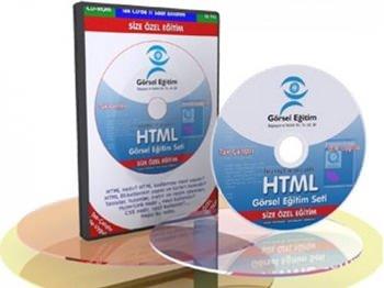HTML Görsel Eğitim Seti Türkçe