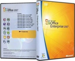 Microsoft Office 2007 Enterprise SP3 Türkçe Katılımsız