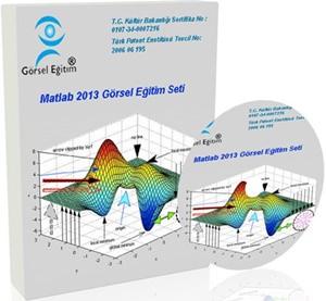 Matlab Görsel Eğitim Seti Türkçe