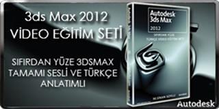 3D Max Eğitim Seti Türkçe