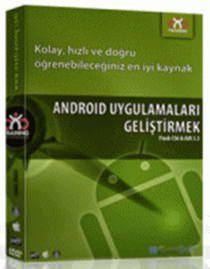 Android Programlama Türkçe Eğitimi Seti