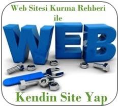 Web Sitesi Nasıl Yapılır Türkçe Eğitim Seti