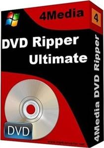 4Media DVD Ripper Ultimate / Platinum v7.8.17
