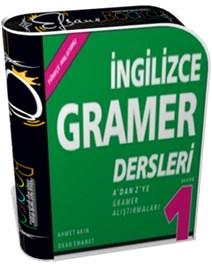 İngilizce Gramer Dersleri Türkçe Anlatımlı Video Set