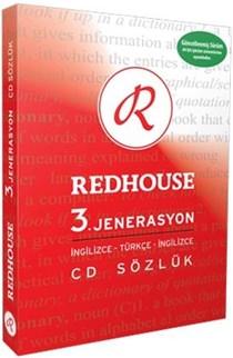 Redhouse 3 Jenerasyon İngilizce Türkçe Sözlük Full
