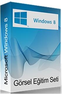 Windows 8 Temel Eğitim Seti Türkçe