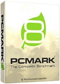 Futuremark PCMark 8 Professional Edition v2.6.517