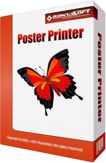 RonyaSoft Poster Printer v3.2.10 Türkçe
