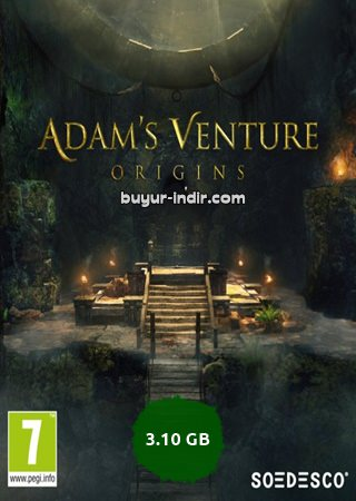 Adam's Venture: Origins Full Oyun