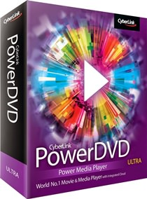 CyberLink PowerDVD Ultra v17.0.1726.60