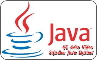Sıfırdan Java Türkçe Eğitim Seti