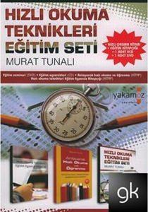 Hızlı Okuma Teknikleri Eğitim Seti Türkçe