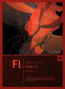Adobe Flash Professional CC 2014 Portable