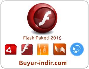 Flash Paketi Haziran 2016 - Katılımsız Güncel