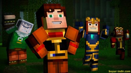 Minecraft: Story Mode Episode 5 Full