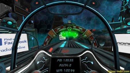 Radial-G: Racing Revolved Tek Link