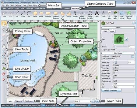 Realtime Landscaping Architect 2016 v16.08